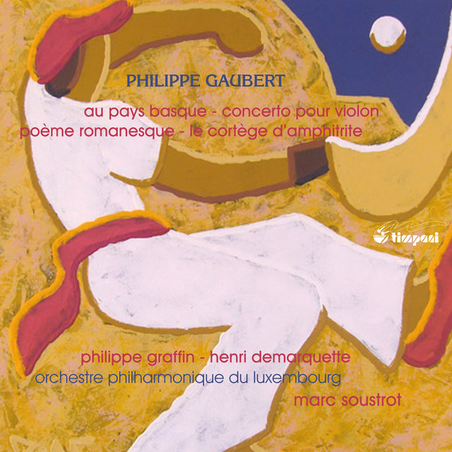 Gaubert: Orchestral Works, Vol. 3