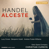 Alceste, HWV 45: Still caressing and caress'd (Soprano, Chorus)