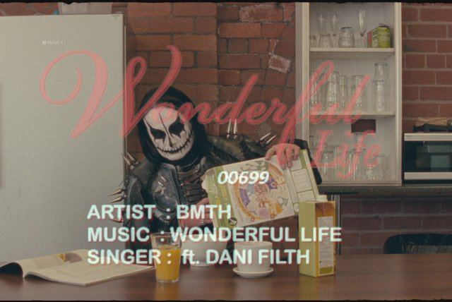 wonderful life (Lyric Video)