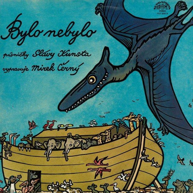 Cover art for album  by Miroslav Černý