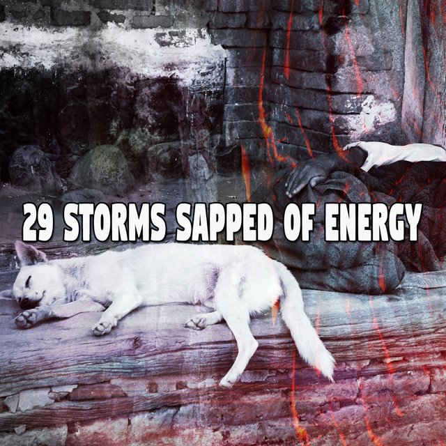 29 Storms Sapped of Energy