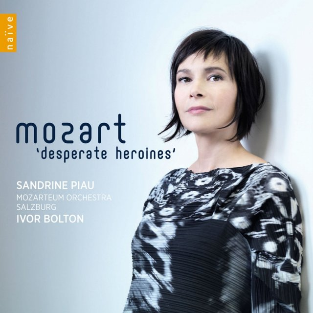 Mozart: Desperate Heroines