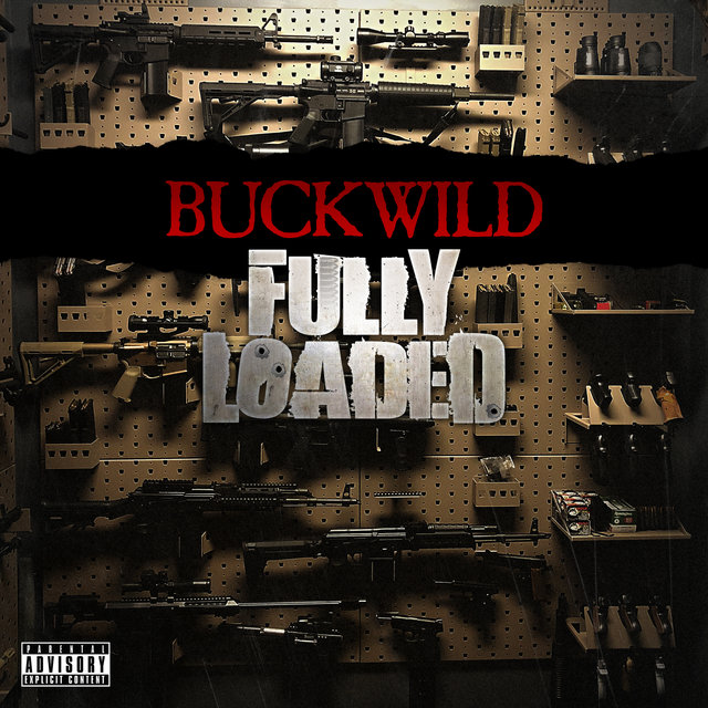 Cover art for album Fully Loaded by BuckWild