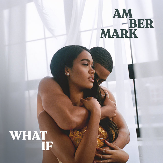 Cover art for album What If by Amber Mark
