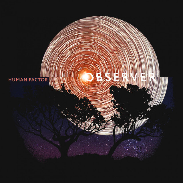 Cover art for album Observer by Human Factor