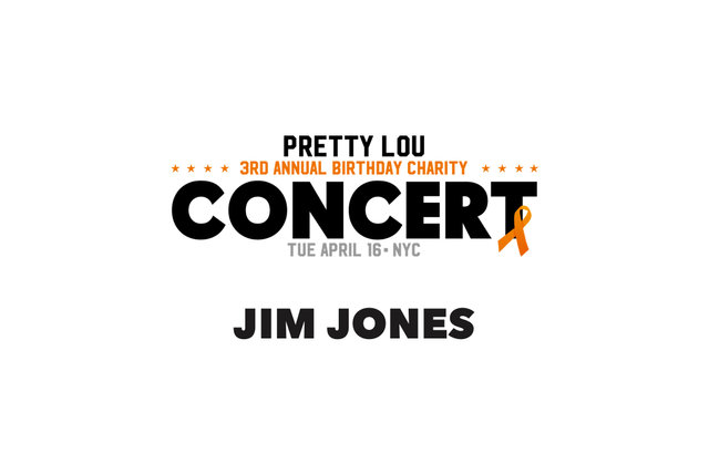 Live at Pretty Lou's Birthday Charity Concert