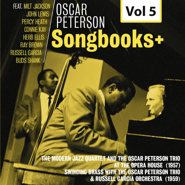Oscar Peterson Trio-Songbooks+, Vol. 5