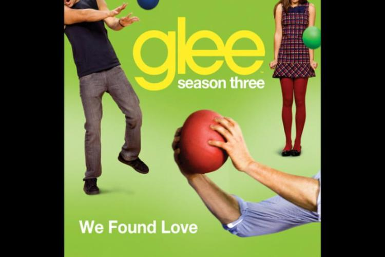 We Found Love (Glee Cast Version) (Cover Image Version)