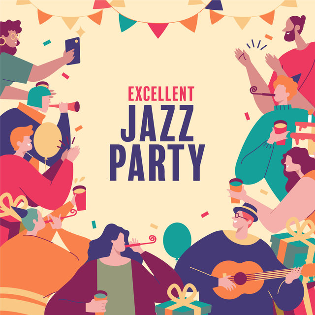 Excellent Jazz Party – Lounge Jazz, Bar Music, Lounge Party Jazz