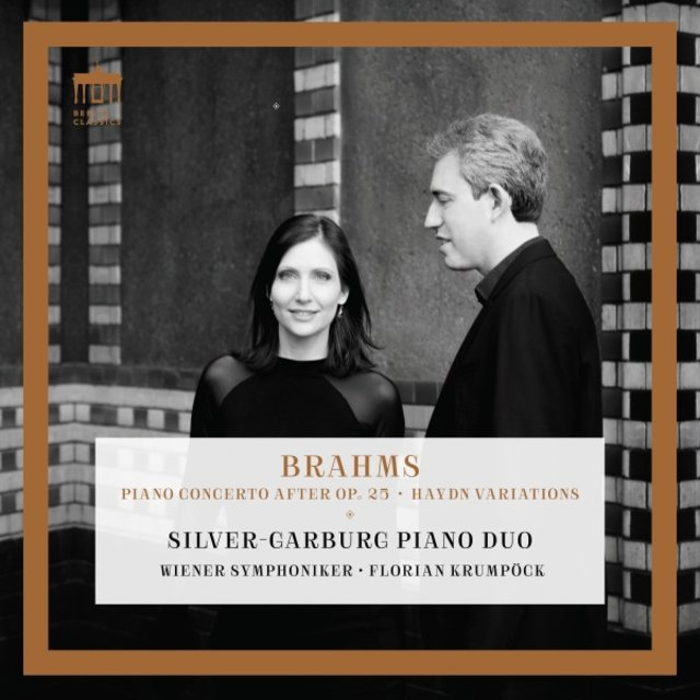 Brahms: Piano Concerto after, Op. 25 / Haydn Variations