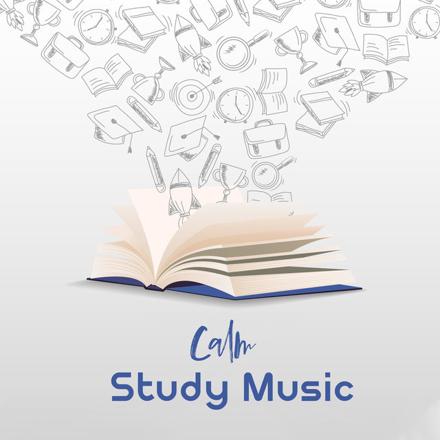 Calm Study Music - Mix of Relaxing Music for Learning and Concentration
