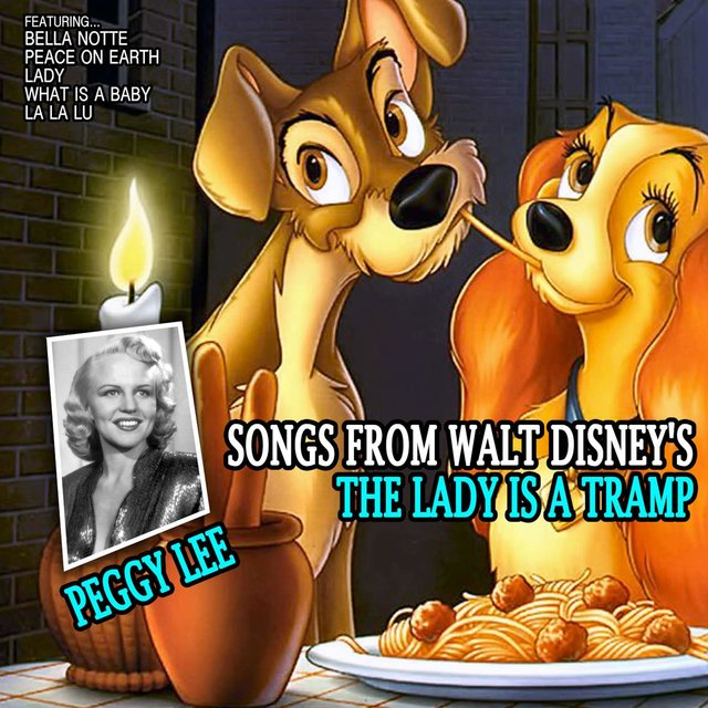 Songs from Walt Disney's the Lady Is a Tramp