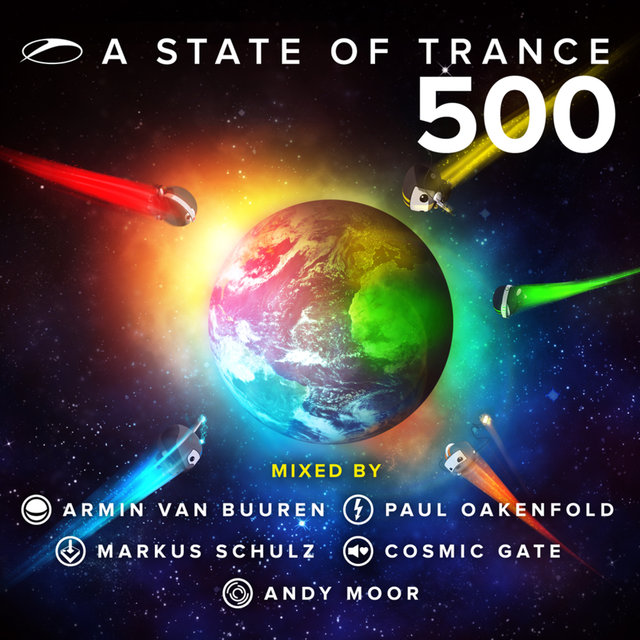 A State Of Trance 500 (Selected by Armin van Buuren, Markus Schulz, Paul Oakenfold, Cosmic Gate & Andy Moor)