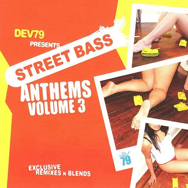 Street Bass Anthems Vol. 3 Singles