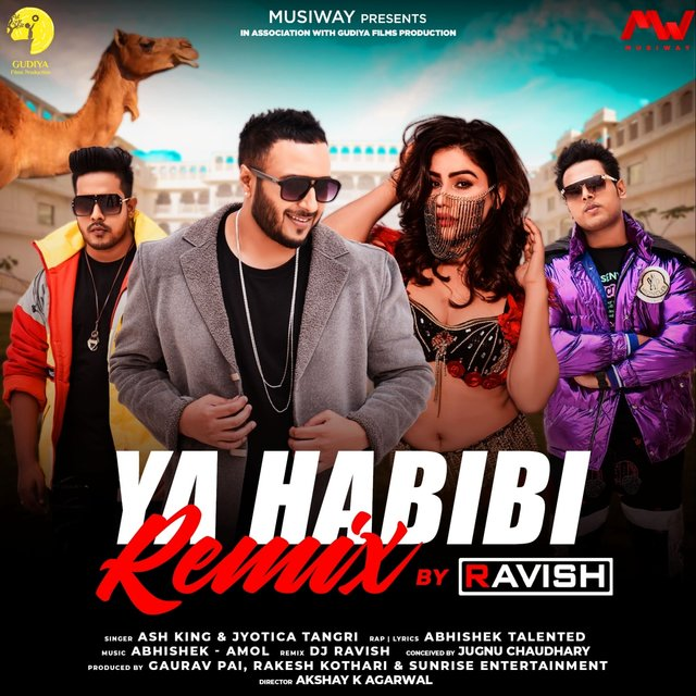 Ya Habibi (Remix Version)
