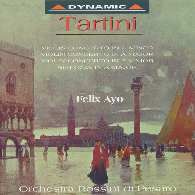 Tartini, G.: Violin Concertos, Vol.  1