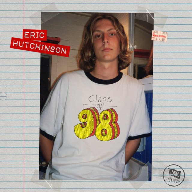 Cover art for album Class of 98 by Eric Hutchinson