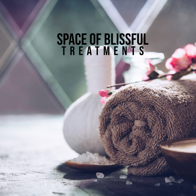 Space of Blissful Treatments - Unique Spa Music Collection, Relaxing Wellness, Healing Reiki, Deep Relaxation