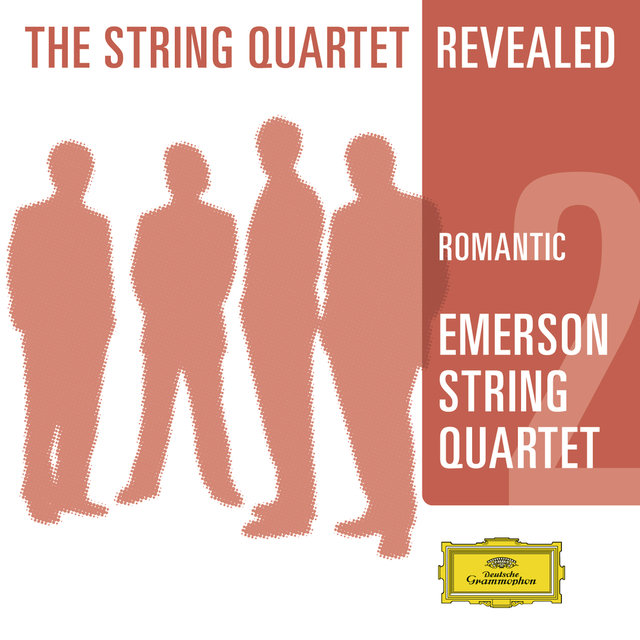 Emerson String Quartet - The String Quartet Revealed (CD 2)