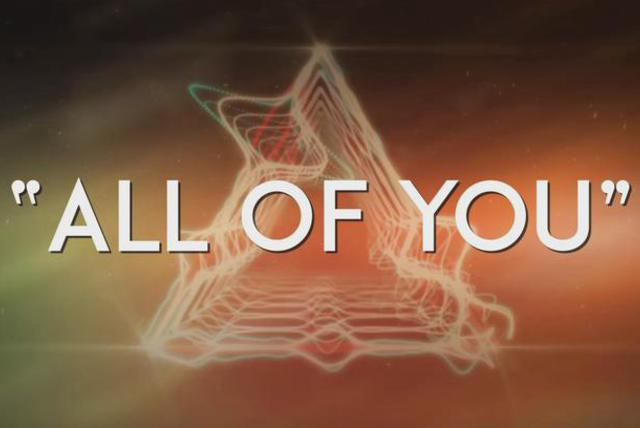 All of You (Lyric Video)