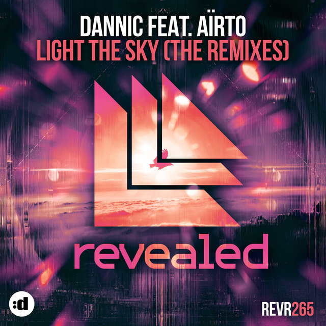 Light The Sky (Remixes)
