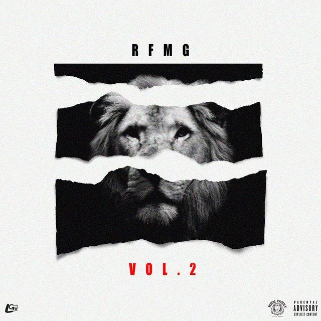 Cover art for album Rfmg, Vol. 2 by Rfmg