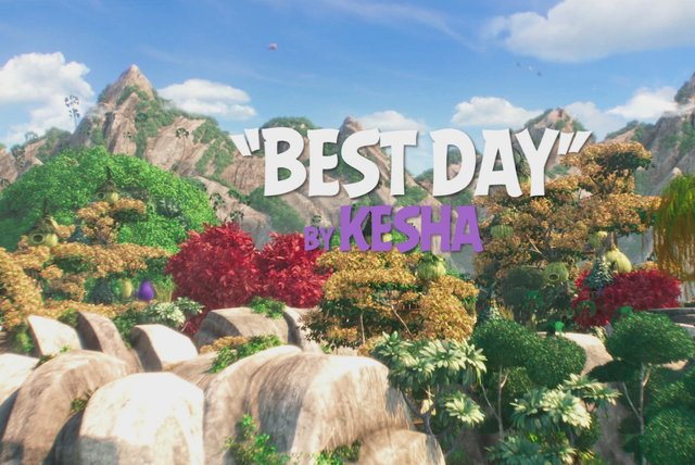 Best Day (Angry Birds 2 Remix) (Lyric Video)