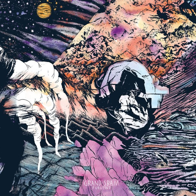 Cover art for album Furvent by Le Grand Sbam