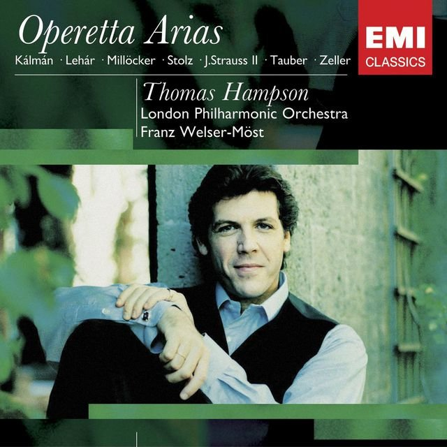 Operetta Arias: Thomas Hampson