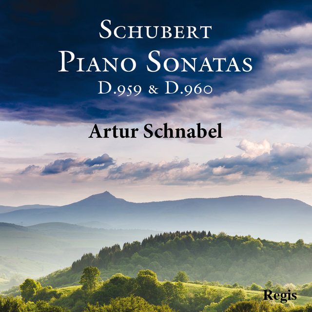 Schanbel plays Schubert