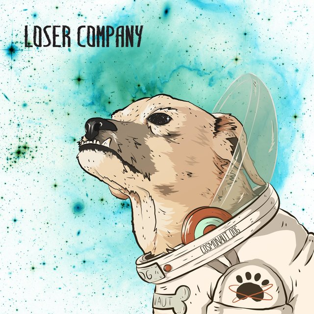 Cosmonaut Dog