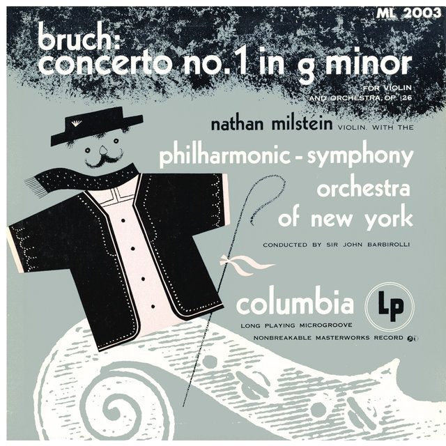 Barbirolli Conducts Bruch, Tchaikovsky & Byrd (Remastered)