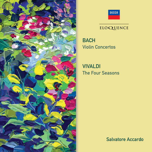 Bach: Violin Concertos / Vivaldi: The Four Seasons