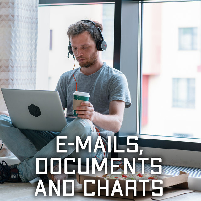 E-mails, Documents and Charts – Light Jazz Music for Home Office