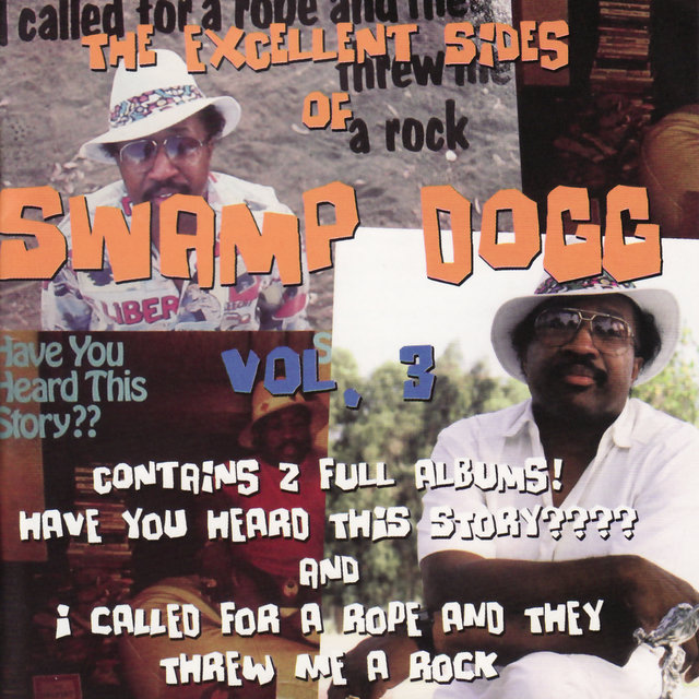 The Excellent Sides of Swamp Dogg Vol. 3