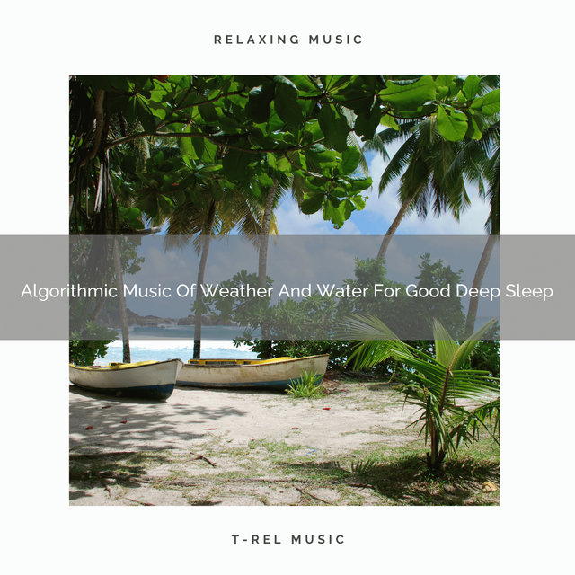 Algorithmic Music Of Weather And Water For Good Deep Sleep