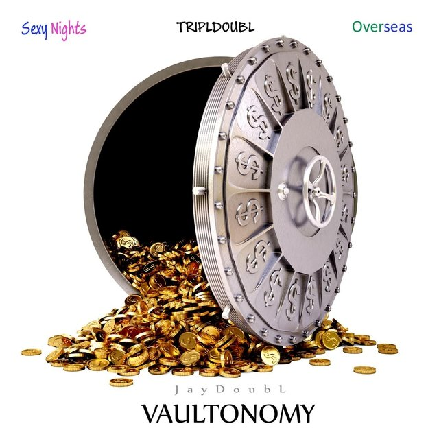 Cover art for album Vaultonomy (Sexy Nights / Tripldoubl / Overseas) by JayDoubL