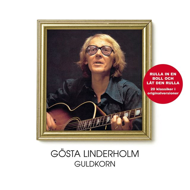 Cover art for album Guldkorn by Gösta Linderholm