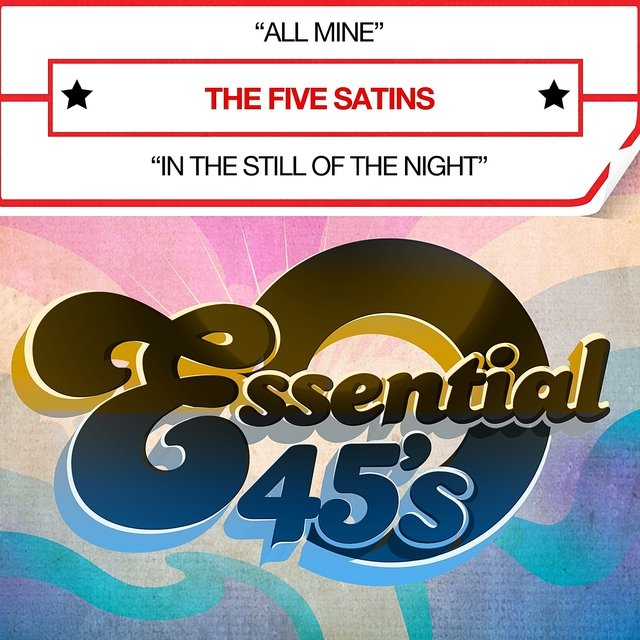 All Mine (Digital 45) - Single