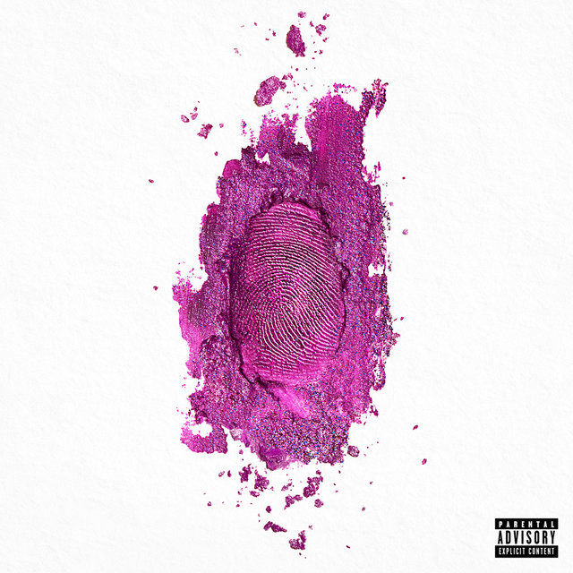 The Pinkprint (International Deluxe Explicit)