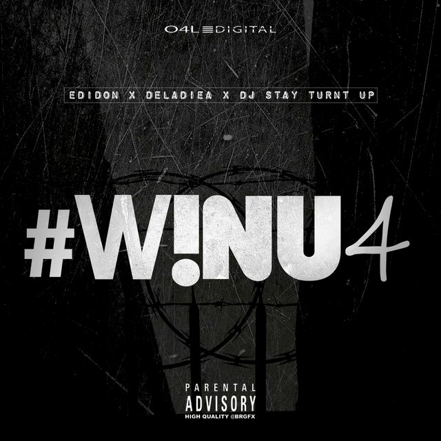 #W!nu4 (feat. Deladiea & DJ Stay Turnt Up) - Single