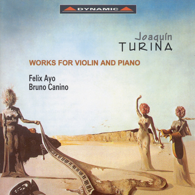 Turina: Works for Violin and Piano
