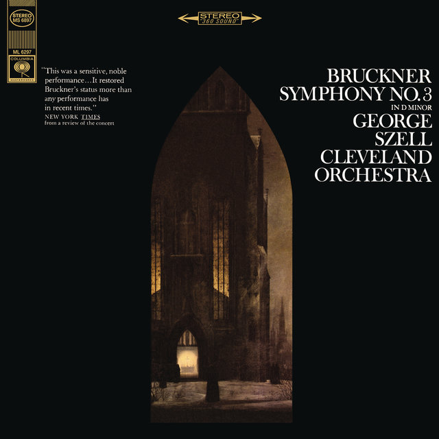 Bruckner: Symphony No. 3 in D Minor ((Remastered))