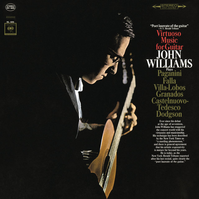 John Williams - Virtuoso Music for Guitar