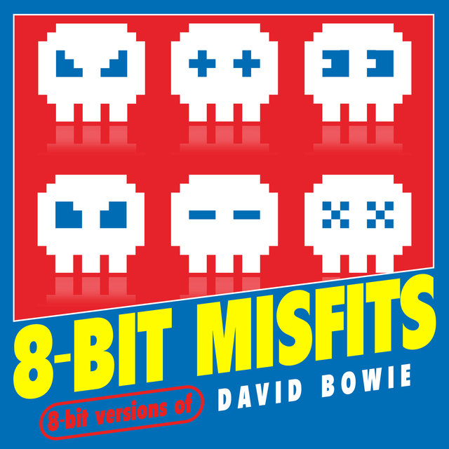 8-Bit Versions of David Bowie