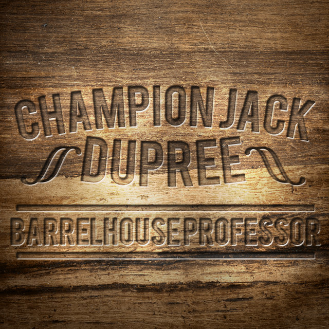 Barrelhouse Professor