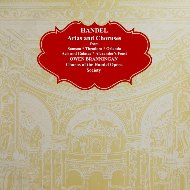 Handel: Arias and Choruses