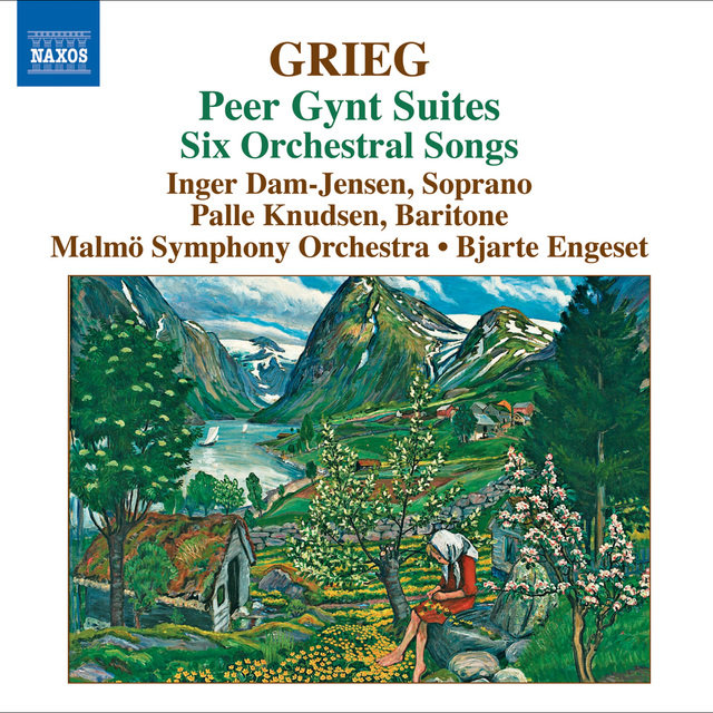 Grieg: Orchestral Music, Vol. 4 - Peer Gynt Suites / Orchestral Songs