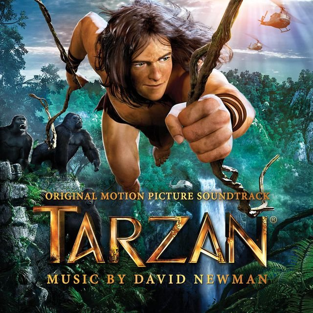 Tarzan [Original Soundtrack Album]