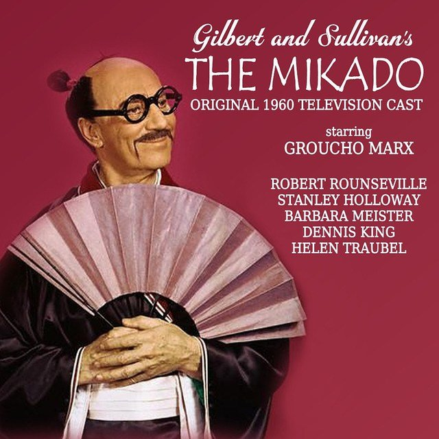 The Mikado (Original 1960 Television Cast)